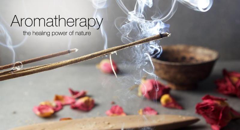 ароматерапия аромалампа
