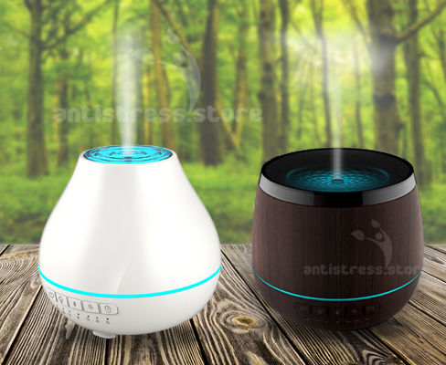 Bluetooth Ароматизатор воздуха Inbreathe Muse (Cloud Aromatherapy Machine)