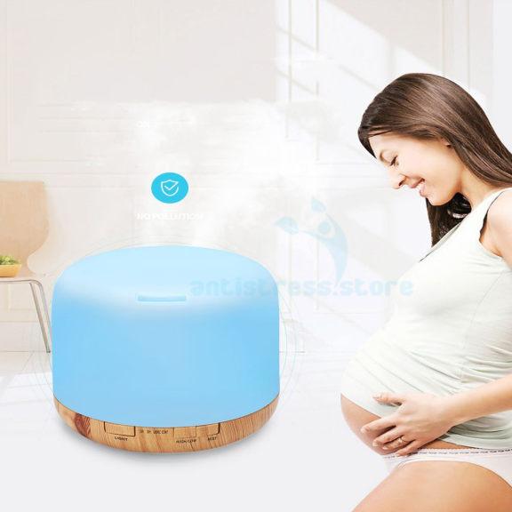 увлажнитель воздуха беременность