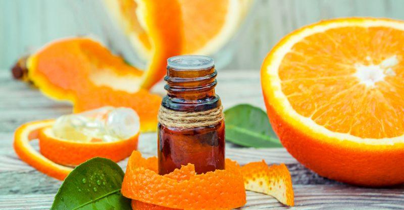 эфирное масло апельсин лекус