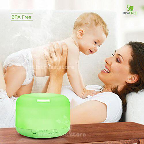 увлажнитель воздуха для ребенка в детскую комнату