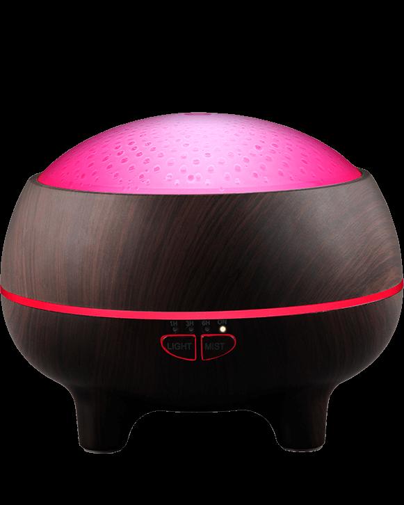 увлажнитель воздуха с подсветкой, ночник, аудио