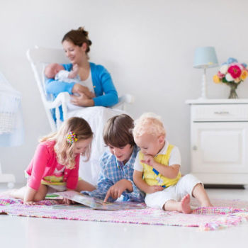 аромалампа детям